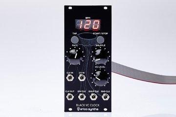 Black Voltage Controlled Clock V1